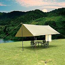 HT Zelt Strand Zelt Markise Zelt Sonnenschutz Einfache Pergola