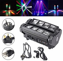 HTAIYN 24W RGBW 4 IN 1 DMX512 LED