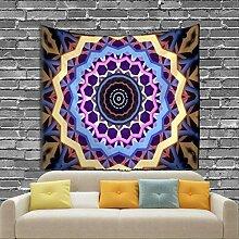 HTAPE Wandteppich, Originalität Bohemia Mandala