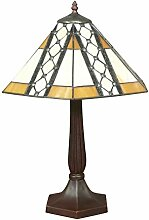 Htdeco - Luminaires - Tiffany-Lampe