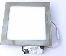 HTH Art. 457N LED 18W Panel Einbaustrahler
