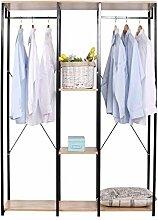 HTI-Line Begehbarer Kleiderschrank Mona XL