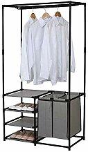 HTI-Line Garderobe Lena XL Schuhablage begehbarer