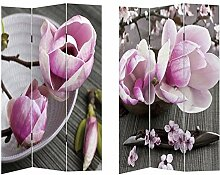 HTI-Line Paravent Flower