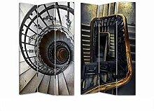 HTI-Line Paravent Staircase Sichtschutz Spanische