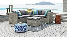 HTI-Line Terrassenmöbel Venedig Loungemöbel