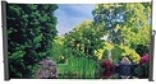 HTI-Living Seitenmarkise Seitenmarkise Gartenteich
