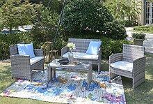 HTI-Living Terrassenmöbel Zypern Loungemöbel
