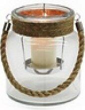 HTI-Living Windlicht Kerzenhalter, Glas mit