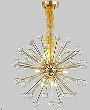 HTL Dekorative Beleuchtung Farbe Glas Kristall