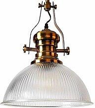 HTL Dekorative Leuchten Jahrgang Industrielle