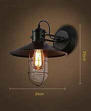 HTL Dekorative Nacht Lampe-American Retro Gang