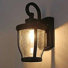 HTL Dekorative Nachtlampe - Industrie Wandlampe im