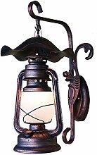 HTL Dekorative Nachtlampe - nostalgische Retro