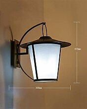 HTL Dekorative Nachtlampe - Retro Countryside