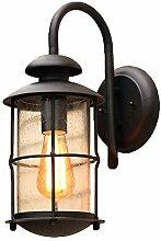 HTL Dekorative Nachtlampe - Retro Industrielle