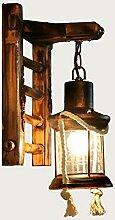 HTL Dekorative Nachtlampe - Retro Nostalgic Led