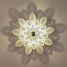 HTL Dekorative Nachtlampe-Wandlampe Eisen Retro