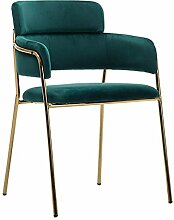 HTL Dining Chair Schmiedeeisen Stuhl, Soft