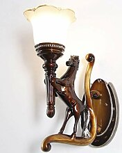 HTL Home Decoration Wandlampe, Hotel Cafe