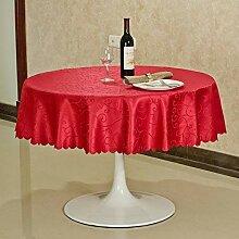 HTL Tisch Tischdecken, Home Tischdecken, runder