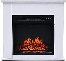 HTOUR Electric Fireplace Suite Fireplace Electric