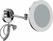 HTST LED Schalter Make-up Spiegel Wand montiert