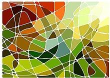 Httaxq Wallpaper Abstrakte Backstein Tapete 3D