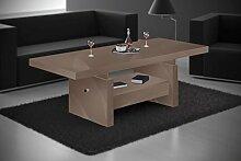HU Design Couchtisch Aversa H-111 Hochglanz
