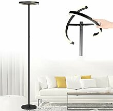 HUA JIE Moderne LED-Deckenfluter Stehleuchte -