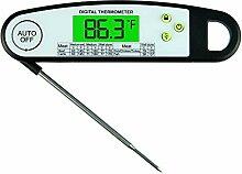 HUA-Kitchen Faltende Digitale Thermometer Sonde