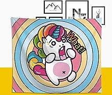 HUA Tier Tapisserie Kinderzimmer Dekoration