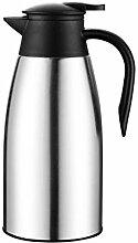 Huachaoxiang Isolierkanne Kaffeekanne, Teekanne