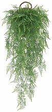 HUAESIN Künstliche Pflanzen Reben Spargelfarn