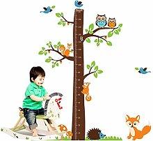 HuaHong Messlatte Kinderzimmer, Kinder Wachstum