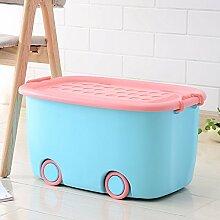 aufbewahrungsboxen mit deckel kunststoff g nstig online kaufen lionshome. Black Bedroom Furniture Sets. Home Design Ideas