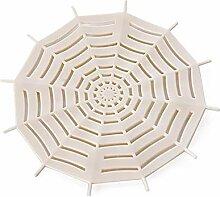 Huamao 2ST Spinnennetz Waschbecken Filter