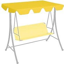 HUANGFINPI Farbe: Gelb Garten Balkon Ersatzdach