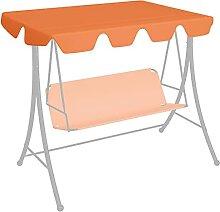HUANGFINPI Farbe: Orange Garten Balkon Ersatzdach