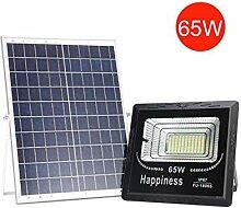 HUANGLP Solar Wandleuchte Aussen,LED-Fernbedienung