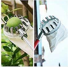 HUANGRONG Metall Obstpflücker Convenient Stoff