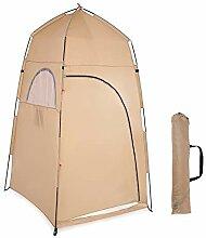 HUANGRONG Tragbares Outdoor-Dusche Badewanne Zelte