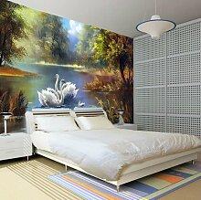 HUANGYAHUI Wandbilder Ein Großes Wandbild Große