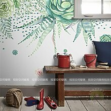 HUANGYAHUI Wandbilder Multi-Fleisch Pflanze