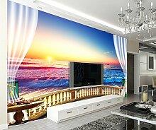 HUANGYAHUI Wandbilder Vliesstoffe Wallpaper