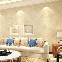 HUANGYAHUIRetro-Tapete Farbe Gewebte Plain Mottled Hintergrund Wallpaper Schlafzimmer Wohnzimmer, Honorable Meter