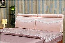 HUANLIN Nachtkissen Soft Case Lange Rücken Dicke Stoff weiche Rücken Schwamm Bett Jacke ( stil : # 13 )