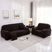 HUANXA Elastische Sesselschoner Sofabezug,