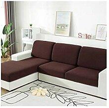 HUANXA Elastische Sofa Sitzkissenbezug Sofabezug,