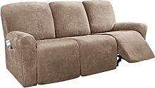 HUANXA Elastischer Fernsehsessel Sofa Abdeckung
